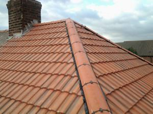 Ridge tile repair manchester
